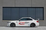 BMW M2 F87 Coupe Tuning Lightweight 16 190x127 BMW M2 F87 Coupe mit 450PS vom Tuner Lightweight