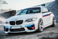 BMW M2 F87 Coupe Z Performance ZP 6.1 Tuning 9 190x127 Volles M Programm   B&C Carstyling BMW M2 F87 Coupe