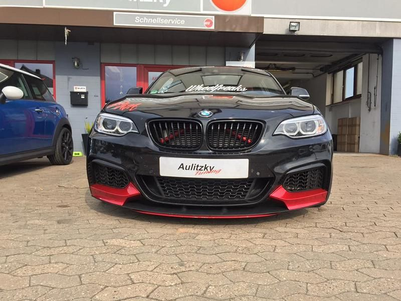 BMW M235i Chiptuning 1 Dampfhammer   BMW M235i mit 420PS & 650NM by Aulitzky