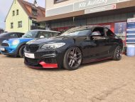 BMW M235i Chiptuning 2 190x143 Dampfhammer   BMW M235i mit 420PS & 650NM by Aulitzky