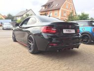 BMW M235i Chiptuning 5 190x143 Dampfhammer   BMW M235i mit 420PS & 650NM by Aulitzky