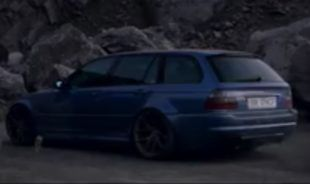 BMW M3 E46 Touring tuning 2016