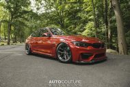 BMW M3 F80 Sakhir Orange Tuning 3 190x127 Mega schick   BMW M3 F80 in Sakhir Orange auf HRE P101 Alu's