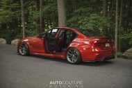 BMW M3 F80 Sakhir Orange Tuning 5 190x127 Mega schick   BMW M3 F80 in Sakhir Orange auf HRE P101 Alu's