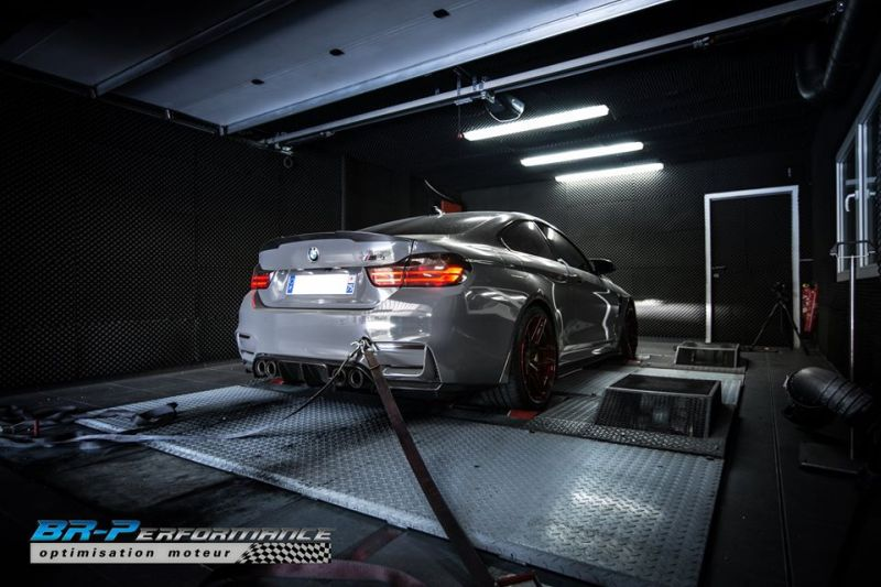 BMW M4 3.0 Bi Turbo Chiptuning BR Performance 2 BMW M4 3.0 Bi Turbo mit 533PS & 753NM by BR Performance