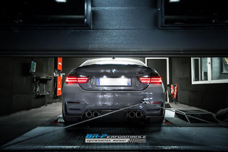 BMW M4 3.0 Bi Turbo Chiptuning BR Performance 3 BMW M4 3.0 Bi Turbo mit 533PS & 753NM by BR Performance