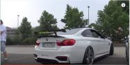 BMW M4 F82 GTS The Turbo Engineers TTE Tuning 6 190x95 Video: 700PS BMW M4 F82 von The Turbo Engineers (TTE)