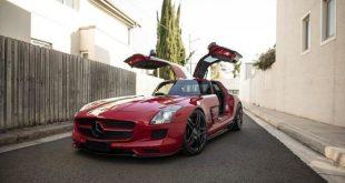 Brabus Carbon Bodykit Mercedes SLS AMG Tuning 1 1 e1474956330174 310x165 Brabus Carbon Bodykit am Mercedes SLS AMG von Heasman