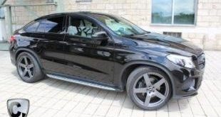 CHROMETEC Mercedes Benz GLE 350D C292 Tuning 7 1 e1475050157398 310x165 Mercedes Benz C63 AMG Coupé mit Parts von Chrometec