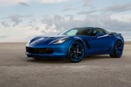 "Chevrolet Corvette Z06 C7 Forgiato Wheels Tuning 6 190x127 Was für's Auge! Chevrolet Corvette Z06 ""Blue Flame"" auf Forgiato Wheels"