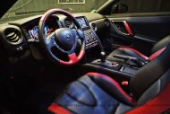 Chiptuning Shiftech Nissan GTR 6 190x127 601PS & 750NM im Shiftech Lyon Nissan GT R in Schwarz