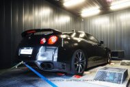 Chiptuning Shiftech Nissan GTR 8 190x127 601PS & 750NM im Shiftech Lyon Nissan GT R in Schwarz
