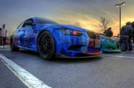 Diaz Plus LLC. BMW E92 M3 Folierung VMR Wheels Tuning 4 190x125 Unübersehbar   ART Car Style am VMR Wheels BMW M3 E92