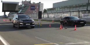 Dragerace 730PS Renntech Mercedes ML63 vs. Dodge Hellcat Tuning 1 1 e1473046323154 310x155 Video: Dragerace   730PS Renntech Mercedes ML63 vs. Dodge Hellcat
