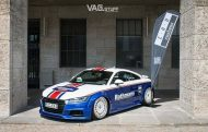 EAH Customs Rothmans Style Audi TT HRE Tuning 10 190x121 Neue Optik   EAH Customs Rothmans Style Audi TT auf  Super + MSP Alu's