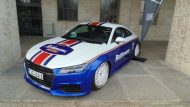 EAH Customs Rothmans Style Audi TT HRE Tuning 11 190x107 Neue Optik   EAH Customs Rothmans Style Audi TT auf  Super + MSP Alu's