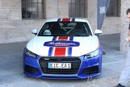 EAH Customs Rothmans Style Audi TT HRE Tuning 17 190x127 Neue Optik   EAH Customs Rothmans Style Audi TT auf  Super + MSP Alu's