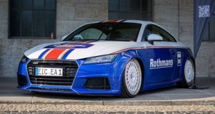 EAH Customs Rothmans Style Audi TT HRE Tuning 2 1 310x165 Neue Optik EAH Customs Rothmans Style Audi TT auf Super + MSP Alu's