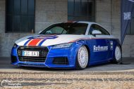 EAH Customs Rothmans Style Audi TT HRE Tuning 2 190x127 Neue Optik   EAH Customs Rothmans Style Audi TT auf  Super + MSP Alu's