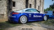 EAH Customs Rothmans Style Audi TT HRE Tuning 20 190x107 Neue Optik   EAH Customs Rothmans Style Audi TT auf  Super + MSP Alu's