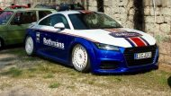EAH Customs Rothmans Style Audi TT HRE Tuning 21 190x107 Neue Optik   EAH Customs Rothmans Style Audi TT auf  Super + MSP Alu's