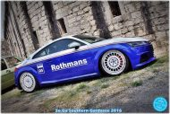 EAH Customs Rothmans Style Audi TT HRE Tuning 22 190x127 Neue Optik   EAH Customs Rothmans Style Audi TT auf  Super + MSP Alu's