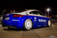 EAH Customs Rothmans Style Audi TT HRE Tuning 23 190x127 Neue Optik   EAH Customs Rothmans Style Audi TT auf  Super + MSP Alu's