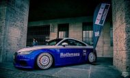 EAH Customs Rothmans Style Audi TT HRE Tuning 5 190x114 Neue Optik   EAH Customs Rothmans Style Audi TT auf  Super + MSP Alu's