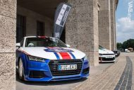 EAH Customs Rothmans Style Audi TT HRE Tuning 7 190x127 Neue Optik   EAH Customs Rothmans Style Audi TT auf  Super + MSP Alu's