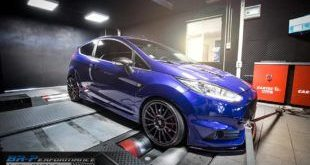 Ford Fiesta ST 1.6T Chiptuning OZ Felgen 1 1 e1474519290268 310x165 BR Performance   Ford Fiesta ST 1.6T mit 224PS & 378NM