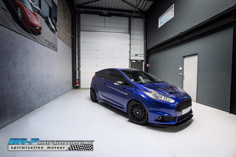 Ford Fiesta ST 1.6T Chiptuning OZ Felgen 4 BR Performance   Ford Fiesta ST 1.6T mit 224PS & 378NM