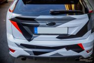 Ford Focus Camouflage Edition Folierung Tuning 1 190x127 Ford Focus mit Camouflage Edition Folierung by Check Matt Dortmund