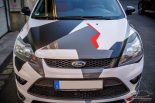 Ford Focus Camouflage Edition Folierung Tuning 4 155x103 ford focus camouflage edition folierung tuning 4