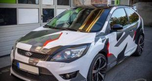 Ford Focus Camouflage Edition Folierung Tuning 5 1 e1475149153421 310x165 Ford Focus mit Camouflage Edition Folierung by Check Matt Dortmund