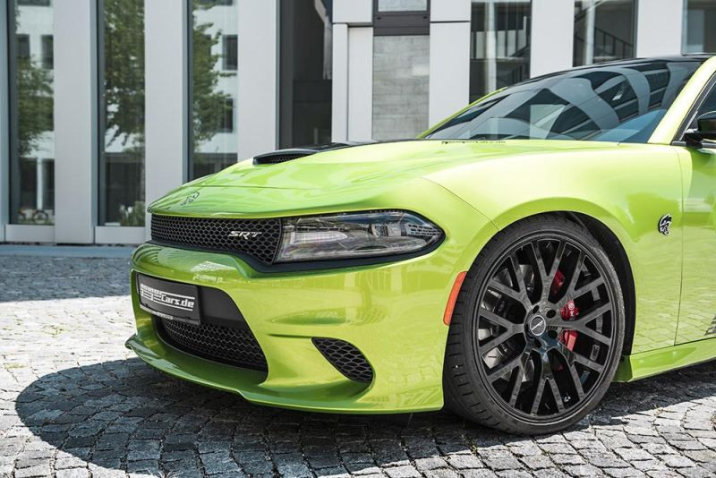 GeigerCars Dodge Charger Hellcat tuning 1 GeigerCars puscht den Dodge Charger Hellcat auf 782PS