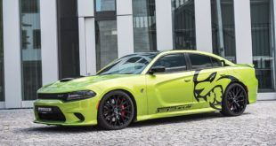 GeigerCars Dodge Charger Hellcat tuning 2 1 310x165 Krasses Teil   630PS & 791NM im GeigerCars Chevrolet Camaro