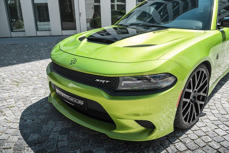 GeigerCars Dodge Charger Hellcat tuning 5 GeigerCars puscht den Dodge Charger Hellcat auf 782PS