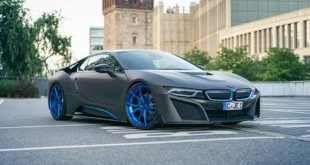 German Special Customs GSC BMW i8 Mattgrau 1 1 e1474370313985 310x165 Fotostory: German Special Customs (GSC) BMW i8 in Mattgrau