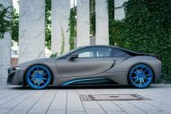 German Special Customs GSC BMW i8 Mattgrau 3 190x127 Fotostory: German Special Customs (GSC) BMW i8 in Mattgrau