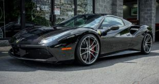 HRE Performance Wheels P104 Ferrari 488 GTB 3 1 310x165 Rote Forgiato F2.16 ECL Alufelgen am Ferrari 488 GTB by DHK