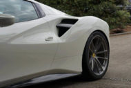 HRE Performance Wheels P104 am Ferrari 488 GTB 4 190x127 Dezenter Style   HRE Performance Wheels P104 am Ferrari 488 GTB