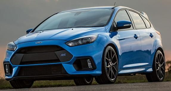 Hennessey HPE400 Vorschau: Hennessey Performance HPE400 Ford Focus RS