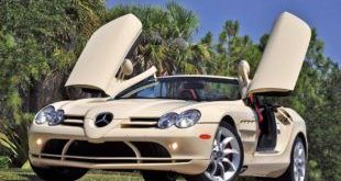 Ivory Wei%C3%9F Mercedes McLaren SLR Roadster Tuning 31 1 e1475135140910 310x165 2017 Mercedes C217 S63 Coupe mit Brabus Parts by DEM