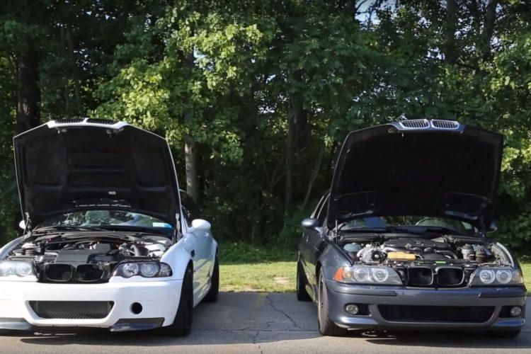 Kompressor Power im BMW E46 M3 E39 M5 Video: Kompressor Power im BMW E46 M3 & E39 M5