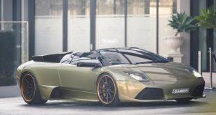 Lamborghini Murcielago Spyder LP 640 Tuning Heasmans 17 310x165 Erster: 2018 Bentley Continental GT Gen.3 von Heasman