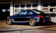 Laptime Performance BMW M2 F87 Tuning HRE R101 2 190x112 Fotostory: Laptime Performance   BMW M2 F87 auf HRE R101 Alu's