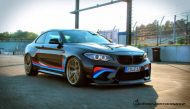 Laptime Performance BMW M2 F87 Tuning HRE R101 9 190x109 Fotostory: Laptime Performance   BMW M2 F87 auf HRE R101 Alu's