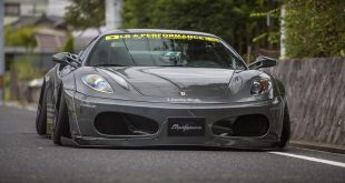 Liberty Widebody Ferrari F430 Forgiato Tuning 5 1 310x165 Fotostory: Knallgelb   Liberty Walk Widebody McLaren 650S