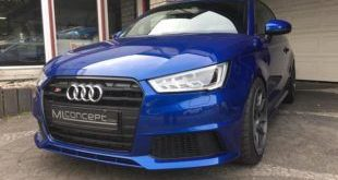 ML Concept Audi A1 S1 Tuning 4 1 e1474603495711 310x165 Ford Mustang GT LAE auf 20 Zoll Oxigin 18 Concave Alu's