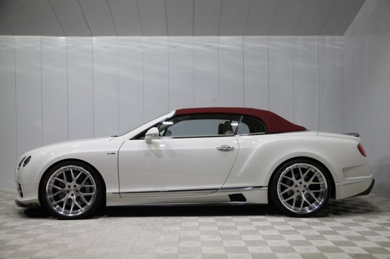 Mansory Bentley Continental GTC Tuning 22 Zoll 2 Mansory Bentley Continental GTC von Calwing aus Japan